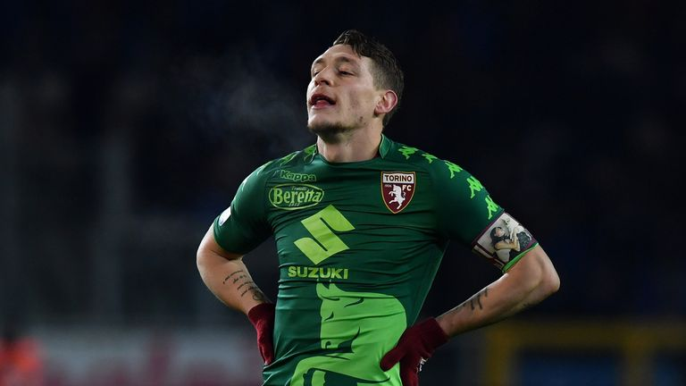 Andrea Belotti is a reported target for AC Milan