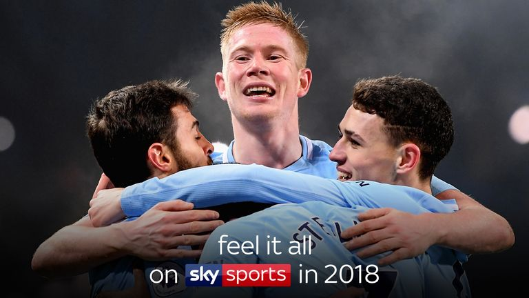 Will Manchester City be crowned Premier League champions in 2018?