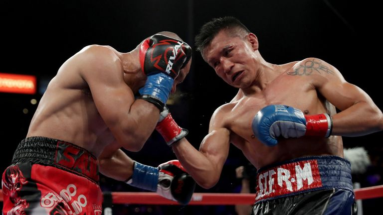 Francisco Vargas is a former WBC champion
