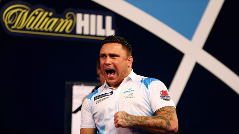 skysports gerwyn price wdc world darts championship 4189808