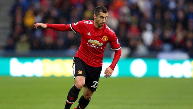Henrikh Mkhitaryan has struggled for first-team minutes recently