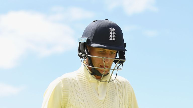 Joe Root has converted just two of his previous 14 fifties into hundreds