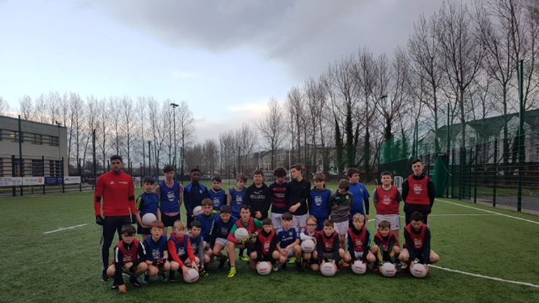 Sky Sports is partnering with the GAA to support the GAA Super Games Centres across Ireland, like this one in Tralee