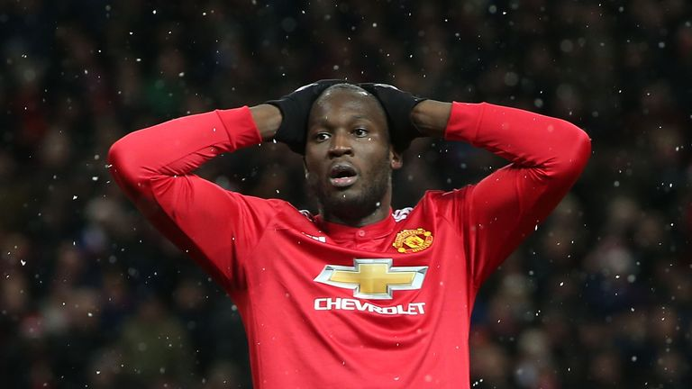 Could Sanchez's arrival at Old Trafford help Romelu Lukaku?