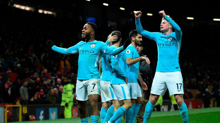 Manchester City plan more celebrations