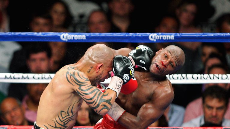 Ali Expects Critics to Discredit His Win Because Miguel Cotto is 'Old'