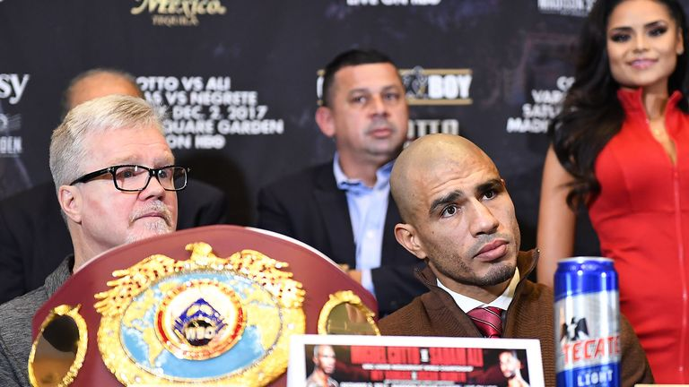 Freddie Roach prepared Cotto for his final fight