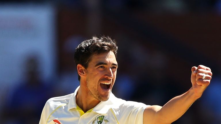 Mitchell Starc says Australia's bowling can get even better