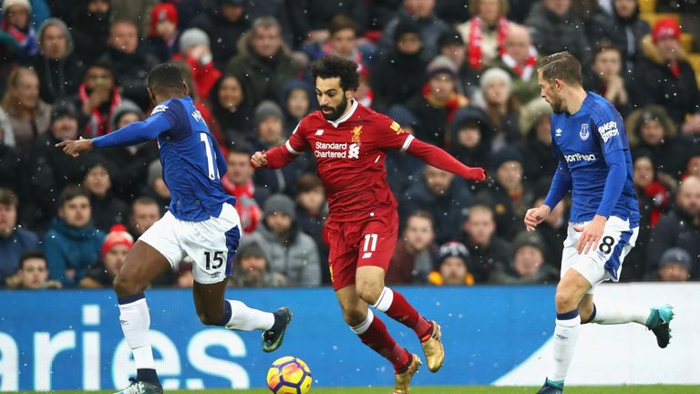 Brazil legend Pele pays tribute to Liverpool ace Salah