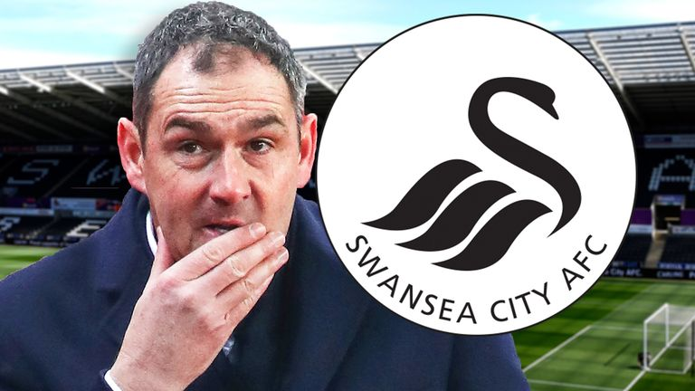 Swansea City sack manager Clement
