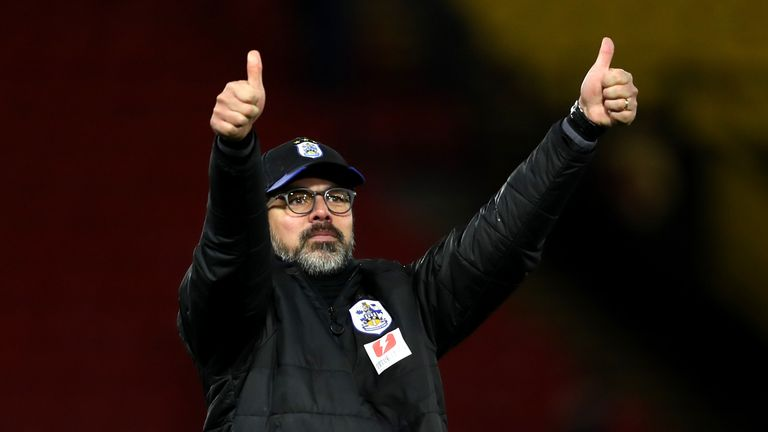 David Wagner insists Huddersfield's transfer business is done, but admits things do change