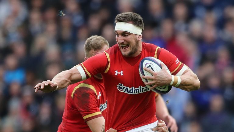 Sam Warburton played 74 Tests for Wales since making his debut in June 2009 against USA