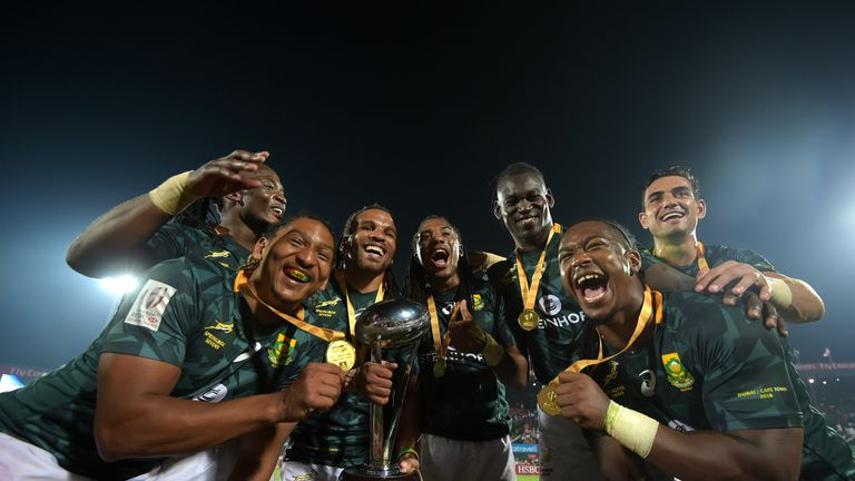 South Africa were triumphant in Dubai