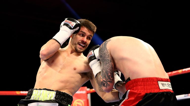 Stephen Smith faces Francisco Vargas in Las Vegas this weekend, live on Sky Sports