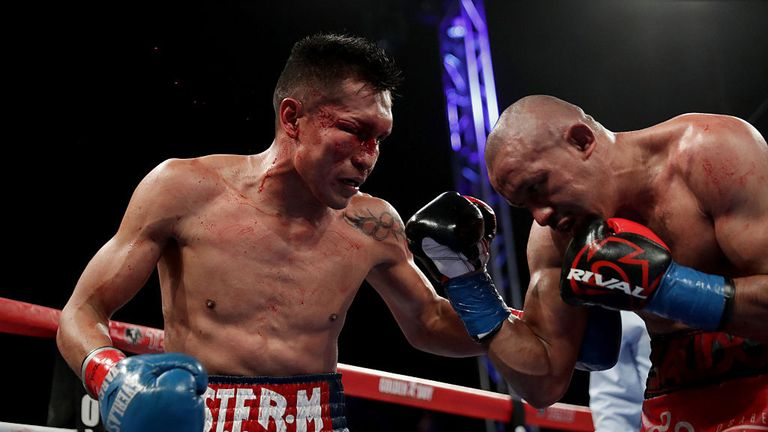 Francisco Vargas and Orlando Salido have met in the past