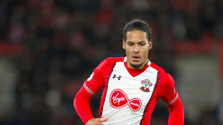 Man City weigh up Van Dijk & Martinez moves
