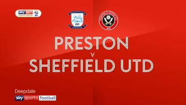 Preston 1-0 Sheffield Utd
