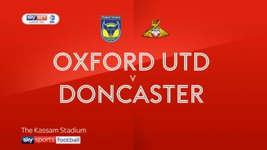Oxford 1-0 Doncaster