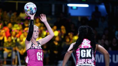 Charmaine Baard played for South Africa at the Fast5 World Series