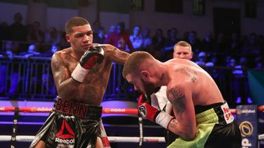 Conor Benn won his fifth fight in as many months at York Hall on Wednesday