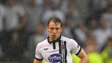 David McMillan will join St Johnstone in January