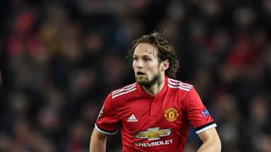 Daley Blind has been out of favour at Manchester United
