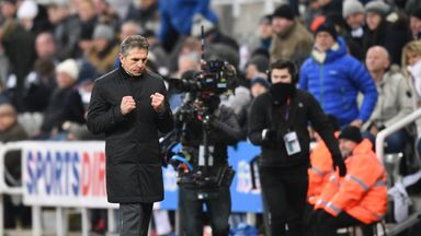 Claude Puel returns to Southampton for the first time following his dismissal as manager
