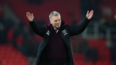 fifa live scores - David Moyes wants two more West Ham wins to survive