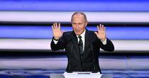 Putin rules out Russian boycott
