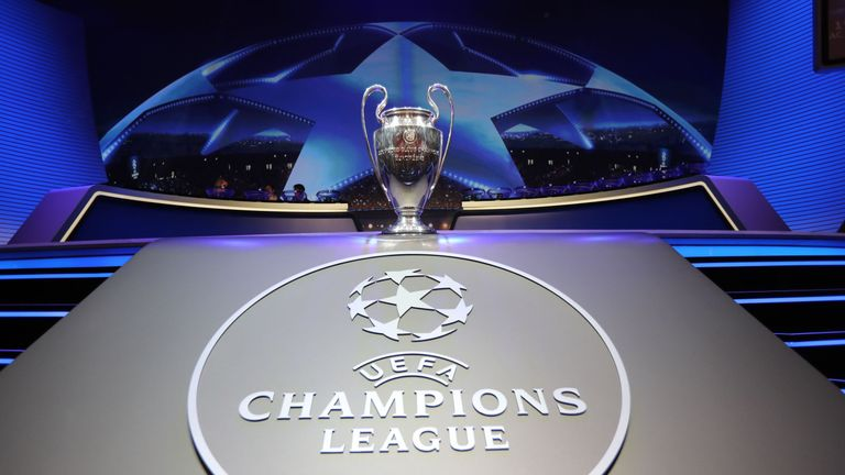 When Is The Champions League Quarter Final Draw Who Could Liverpool And Man City Face Football News Sky Sports