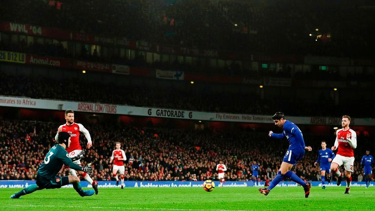 Chelsea 'Deserved to Win' Thrilling Derby; Wenger Apoplectic — Conte
