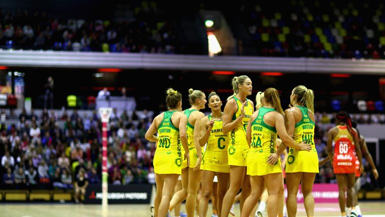 Australia beat New Zealand to claim the Quad Series title