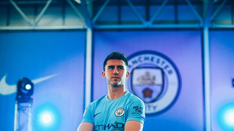 Aymeric laporte completes 57m move to manchester city for Laporte newspaper
