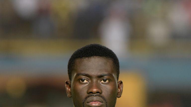 Stoke are interested in Senegal midfielder Badou Ndiaye