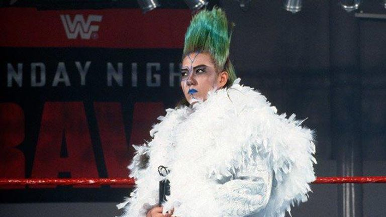 Nakano competed on several episodes of Monday Night Raw