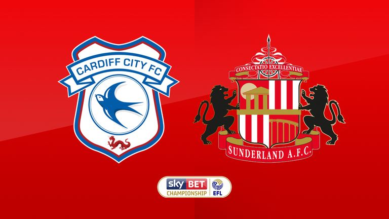 Cardiff City v Sunderland