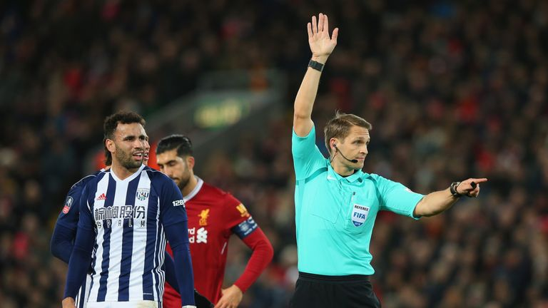 VAR will not feature in the Premier League next season, nor in the Champions League or Europa Leauge