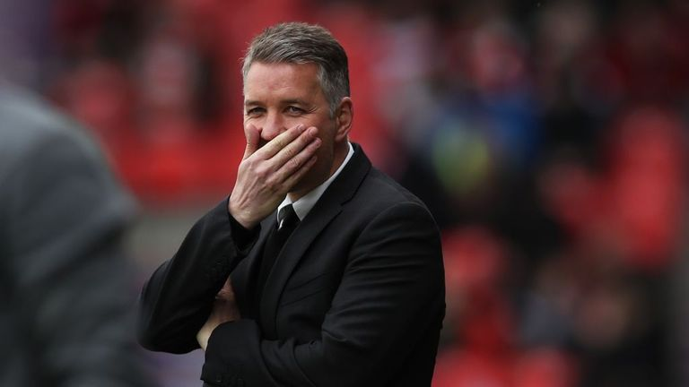 Darren Ferguson has been in charge at the Keepmoat since 2015