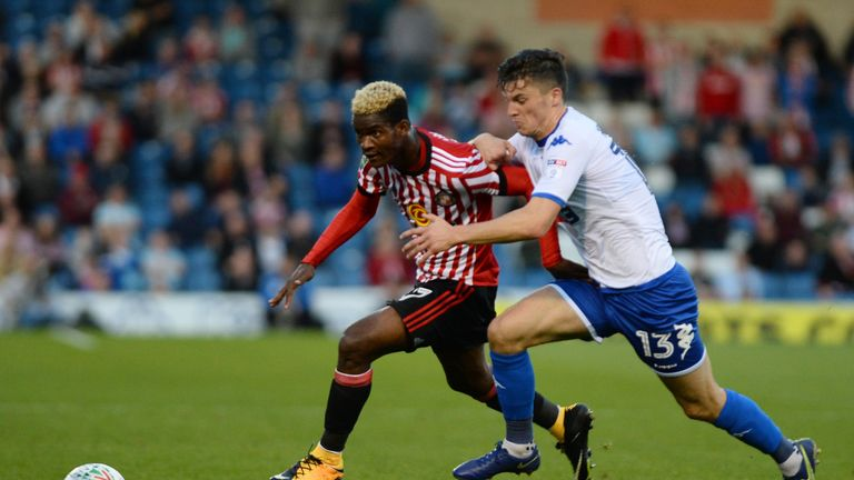 Didier Ndong has joined Watford on loan