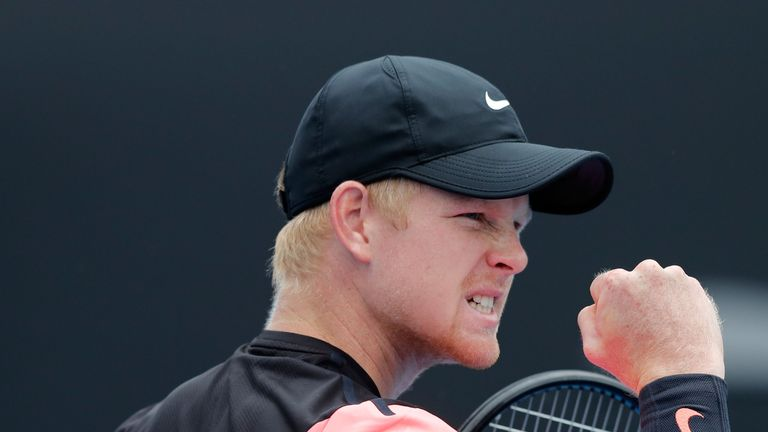 US Open runner-up Anderson upset by Edmund