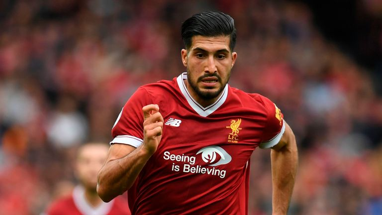 Emre Can arrives in Turin to finalise Juventus move
