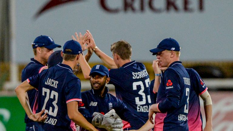 England warmed up for the U19 World Cup with a 125-run win over Ireland