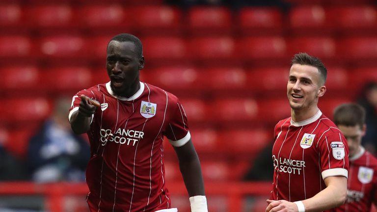 Famara Diedhiou will miss the opening games of Bristol City's season