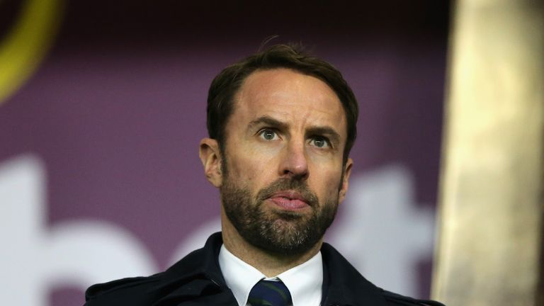 Gareth Southgate names his squad for the games against the Netherlands and Italy on Thursday