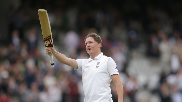 Gary Ballance enjoyed a fine start to his Test career