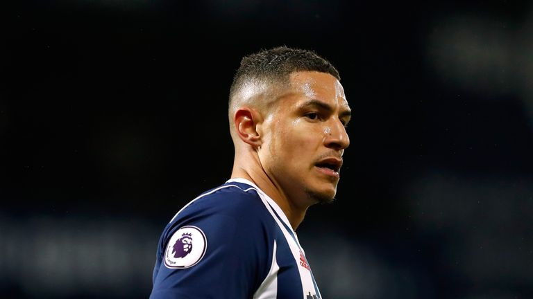 West Ham ban fan over altercation with West Brom's Jake Livermore