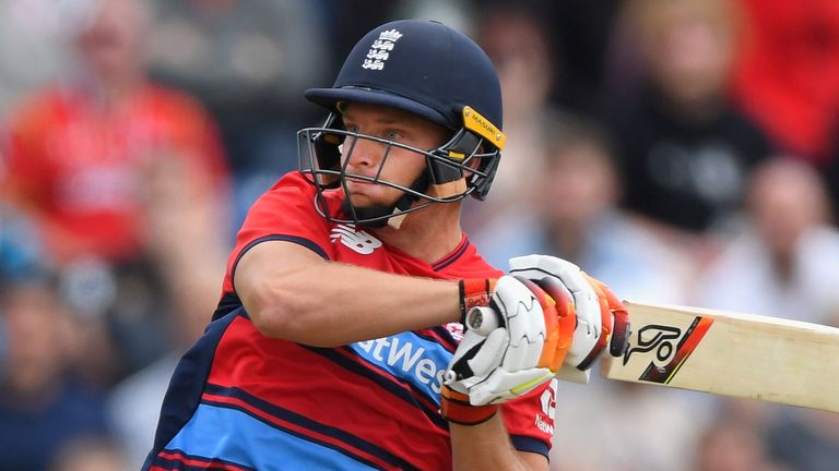 Jos Buttler could deputise once again as England's captain in Wellington