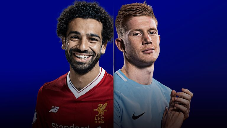 Liverpool entertain league leaders Manchester City at Anfield on Super Sunday in a game you can see live on Sky Sports Premier League