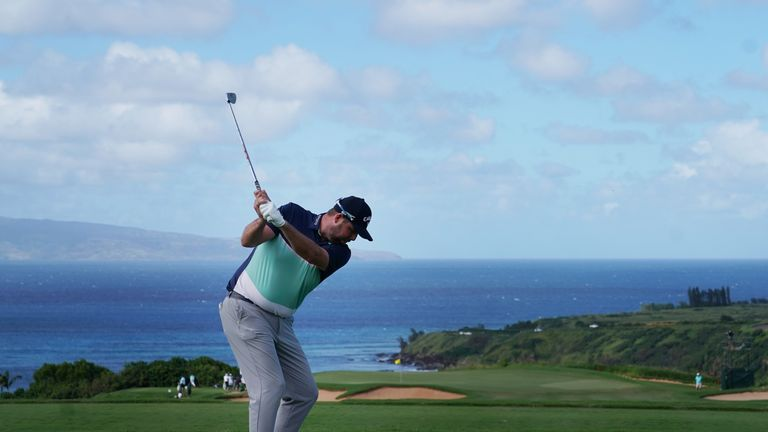 Leishman grabs Hawaii lead with eight birdies