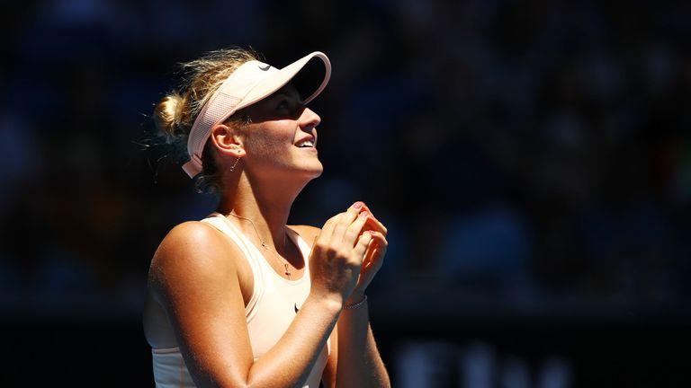 Wozniacki scrapes through Australian Open epic